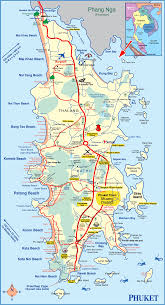 World Map Thailand by Phuket Map Map Of Thailand