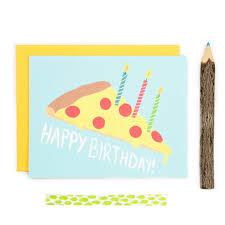pizza card 18th birthday pizza slice birthday pizza pizza