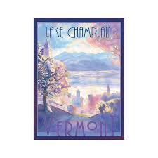Vermont travel art images 33 best lake champlain vermont images lake jpg