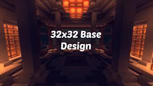 Minecraft Interior Design 32x32 Factions Base Tour Minecraft Faction Interior Design Ep 3