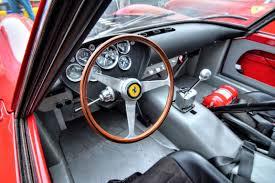 250 gto interior 1962 250 gto