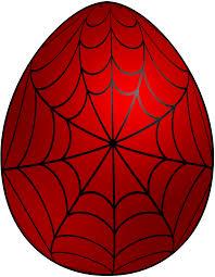 spiderman easter egg png clip art best web clipart
