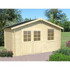 cabane jardin abri de jardin de 5m2 inspirant abri de jardin bois mã tal rã sine