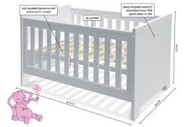 What Size Are Crib Mattresses Crib Mattress Dimensions Howexgirlback