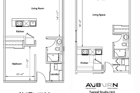 Sample Floor Plan Here Now Your Auburn Apartment Floor Plans Curbed Detroit
