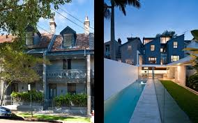 L Shaped Garden Design Ideas Glazed Homes L Shaped Garden House
