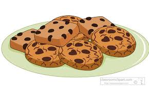 clipart of plate of cookies clipart collection cookie clip art