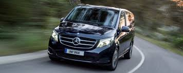 luxury minivan mercedes mercedes v class v250 u2013 luxury 7 seater unit drive london