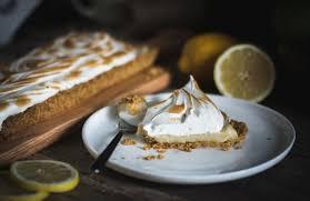 cuisine tarte au citron recette tarte au citron meringuée mon avis sur le kitchenaid mini