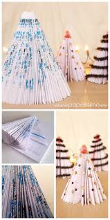diy paper christmas tree crafts pictures photos and images for