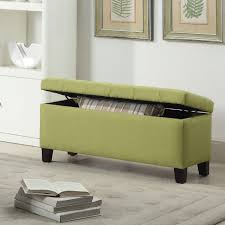 Bedroom Furniture Upholstered Hallway Bench End Of Bed Benches