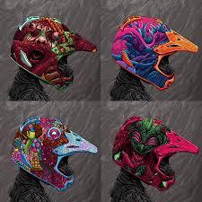 motocross helmet designs brock hofer