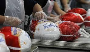 turkeys arrive for jimenez s feast on thanksgiving day san