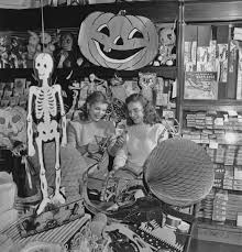 black and white vintage halloween images vintage halloween what halloween was like the year you were born