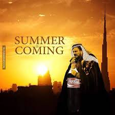 Summer Is Coming Meme - brace yourselves summer is coming image dubai memes
