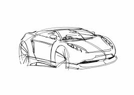 simon larsson sketchwall quick sportscar sketches
