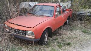 peugeot 504 pickup peugeot 504 other 1985 used vehicle nettiauto