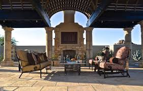 Unique Outdoor Furniture by Unique Patio Creations Wrought Iron Outdoor Living Patio