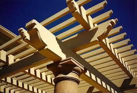 Trellis Construction Albuquerque Residential Deck Trellis And Pergola Designer