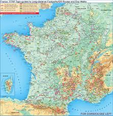 Geneva Map Gr65 Chemins De St Jacques Geneva Le Puy En Velay Ffrp Topo