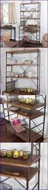 Used Bakers Rack For Sale Kitchen Room Fabulous Countertop Bakers Rack Bakers Rack With