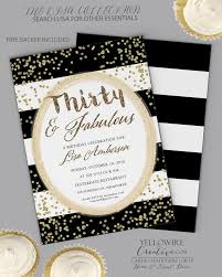 30th Birthday Dinner Ideas Best 25 30th Birthday Invitations Ideas On Pinterest Surprise