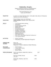 resume exles for dental assistant dental assistant resume sle dental assistant resume sles