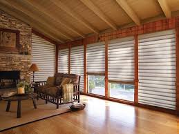 Modern Blinds For Living Room Blinds U0026 Shades Rockwood Shutters Blinds And Draperies