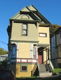 victorian queen anne astoria oregon remodel historic house colors