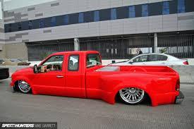 lowered trucks sema 2013 truckhunting speedhunters
