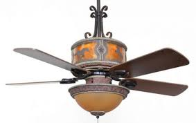 rustic ceiling fans with lights and remote ceiling interesting rustic ceiling fan with light regarding