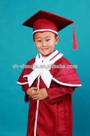 kindergarten cap and gown shanghai shoujia oem kindergarten graduation caps and gowns buy