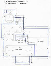 renovation floor plans basement remodel floor plans sofa cope