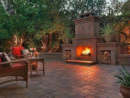 Backyard Fireplace Ideas Triyae Com U003d Backyard Fireplace Images Various Design