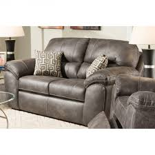 Steel Living Room Furniture Ulyses Living Room Sofa Loveseat Steel 18b Living Room