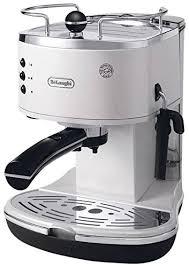 Amazon De Longhi ECO310W Espresso Maker Semi Automatic Pump