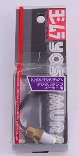 yoshimura temp meter sensor type c kawasaki zrx1200 ebay