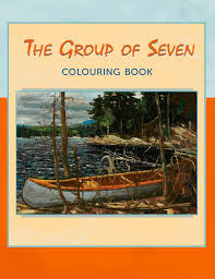 group coloring book