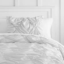 What Is A Sham For A Bed Whimsical Waves Comforter Sham Pbteen