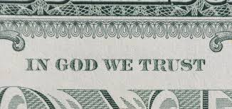 Designs In God We Trust In God We Trust Stock Image Image Of Christian Faith 53488241