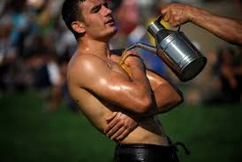 oil wrestling is turkey u0027s full contact messy national sport