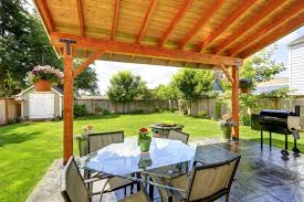Pergola Designs With Roof by 10 Pergola Design Ideas With Pictures