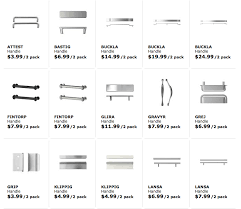 Ikea Kitchen Cabinet Handles HBE Kitchen - Ikea kitchen cabinet handles
