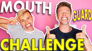 Lucas Challenge Mouthguard Challenge W Lucas Cruikshank Collins Key Awesome