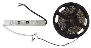 12 volt transformer for led lights how to power led tape how much tape will my power supply drive