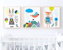 Kids Room Art Etsy - Prints for kids rooms