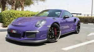 purple porsche 911 2017 porsche 911 gt3 rs mirocars com