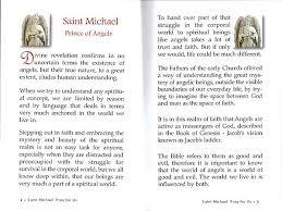 Chaplet Of The Holy Face Saints Books St Michael The Archangel