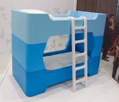 Plastic Bunk Beds Marc Newson Bunky For Magis