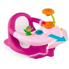 siege de bain interactif 2en1 vtech smoby 110605 cotoons siege de bain multi activités